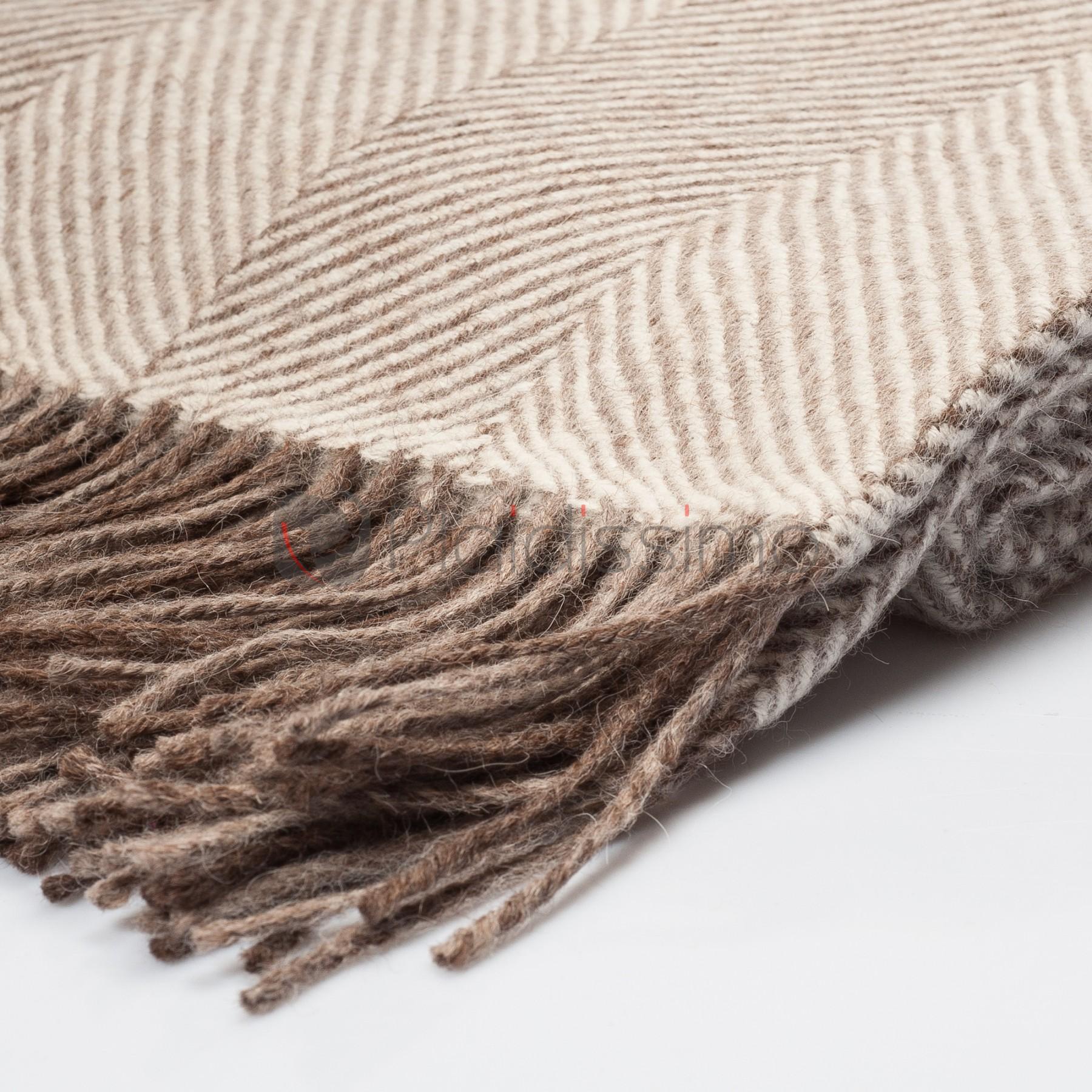 plaid alpaga laine plaid en alpaga laine tricot motif de tresses beige fonc plaid laine alpaga. Black Bedroom Furniture Sets. Home Design Ideas