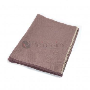 Plaid en Cachemire · Pastel et de Haute Qualité · Monaco Violet par Eagle Products