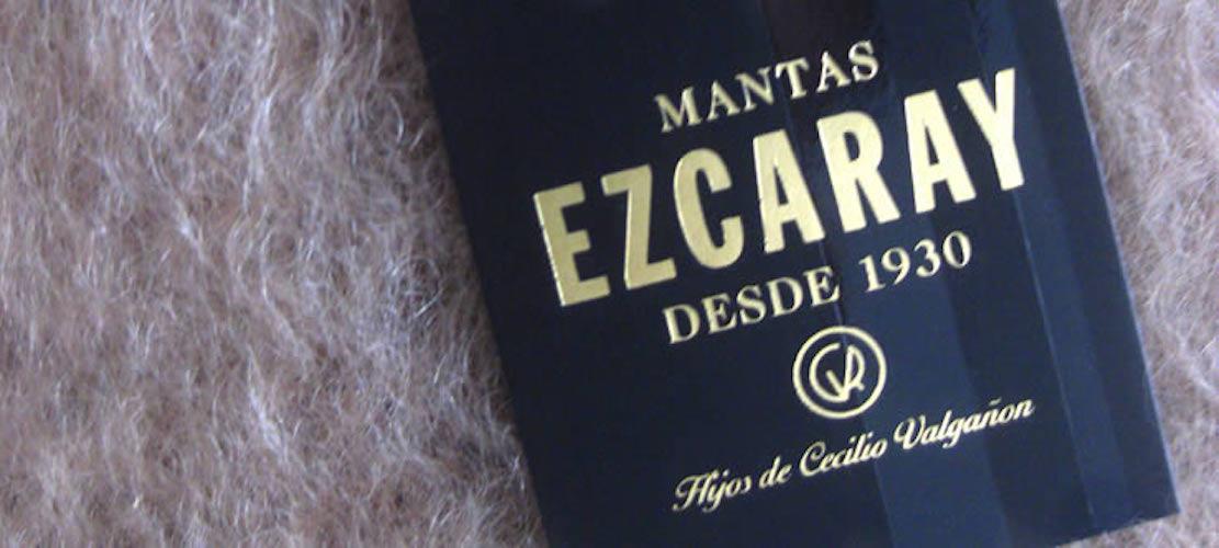 Mantas Ezcaray - Marque de Plaids Espagnol