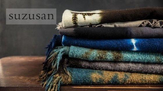 Suzusan - Marque de plaids Japnoais