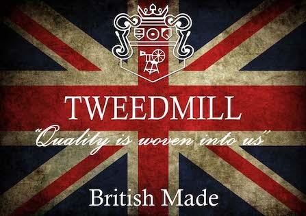 Tweedmill - Plaids de style Gallois Authentiques